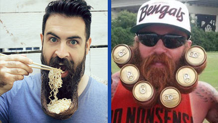 Ramen and Beer Beard