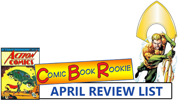 Batman And More - April 2014 Comic Book Review