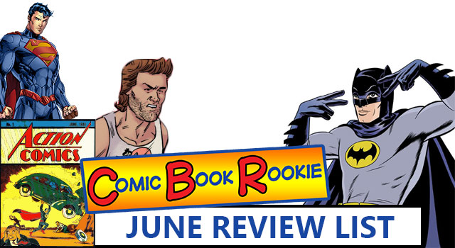 Big Superman In Little China - Reviews Of Last Month's Comic Books - July 2014