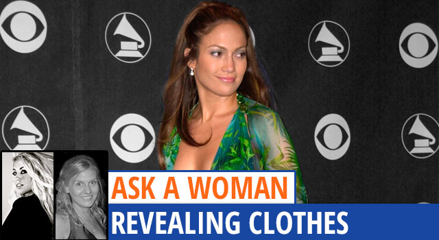 Ask A Woman - Do You Wear Revealing Clothes To Fit In A Man's World?