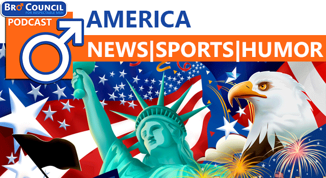 Podcast: America - Sports, Food, Motorcycles, And America