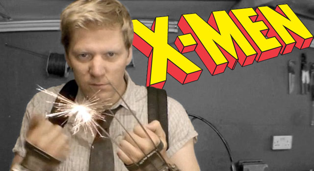 Colin Furze Is The World's X-Men Inventor