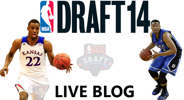 NBA Draft Liveblog - Tonight On Bro Council!
