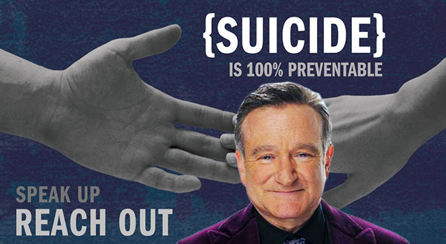 A Response To Robin Williams Suicide