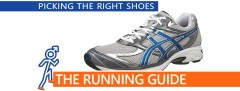 Running: Picking The Right Shoes