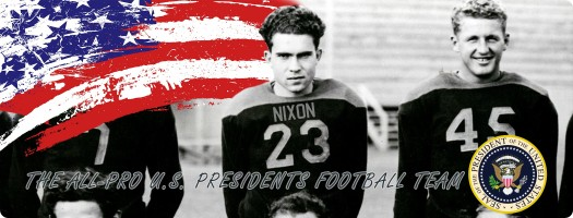 The All-Pro United States Presidents Football Team