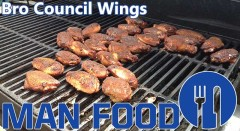 Bro Council Wings