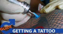 A Guy's Perspective: Getting A Tattoo