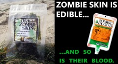 Don't Eat Like A Zombie...Eat A Zombie