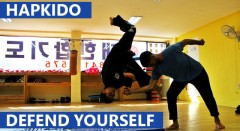 How To Defend Yourself - Learn Hapkido