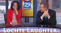 Ryan Lochte Makes Interviewers Laugh...at Him