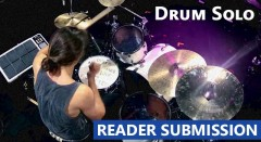 Is This The Best Drum Solo Ever?