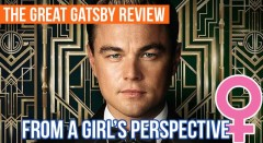 From A Girl's Perspective: The Great Gatsby Review
