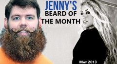 Jenny's Beard Of The Month - Josh Black - May 2013