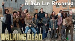 A Bad Lip Reading Of The Walking Dead