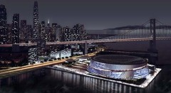 Golden State Warriors May Be Getting An Arena On The Water