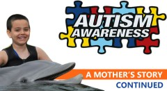 A Mother's (Continuing) Story Of Autism