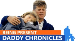 Daddy Chronicles: The Power Of Being Present For Your Child
