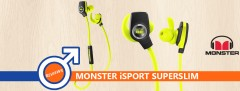 Review - Monster iSport Super Slim
